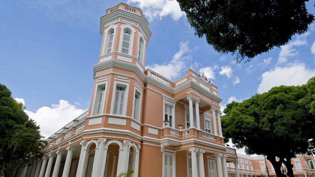 Reitoria da Universidade Federal do Ceará